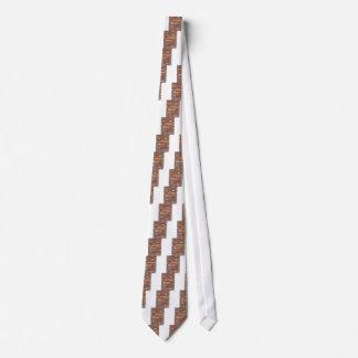 Cravates Brique