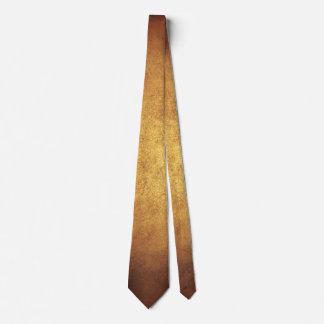 Cravates Brown d'or