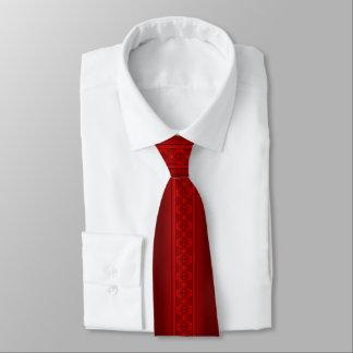 Cravates Buffalo dépiste le rouge