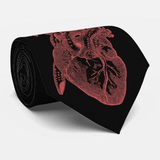 Cravates Cadeaux anatomiques Geeky vintages de HEART/Cool