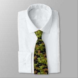 Cravates CADPAT canadien Camo