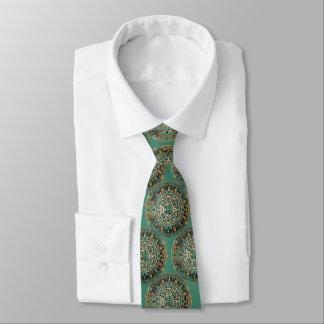 Cravates Calendrier maya