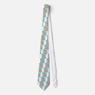 Cravates Carte de San Francisco la Californie