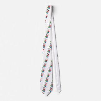 Cravates Cartes et puces de tisonnier