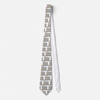 Cravates Carton d'oeufs de Brown
