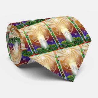 Cravates Célébrez la chaleur du Noël Sun