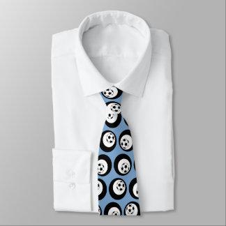 Cravates cercles du football