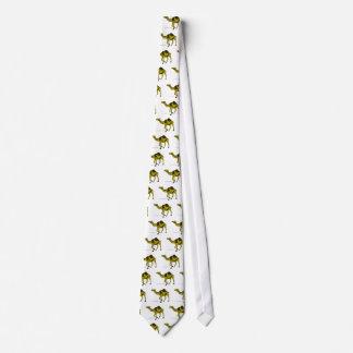 Cravates Chameau de marche