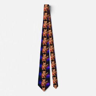 Cravates Chat de métaux lourds - chat de balancier - chats