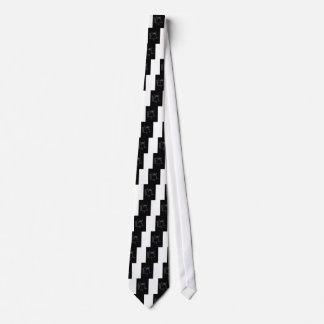Cravates chat magique