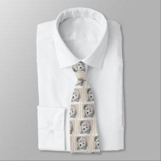 Cravates Chiot de Havanese