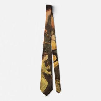 Cravates Choeur des anges par Simon Marmion, art de