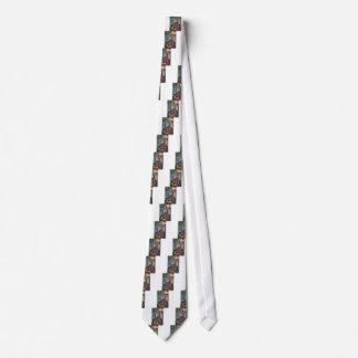 Cravates Classique japonais de cool d'art de Madame Japon