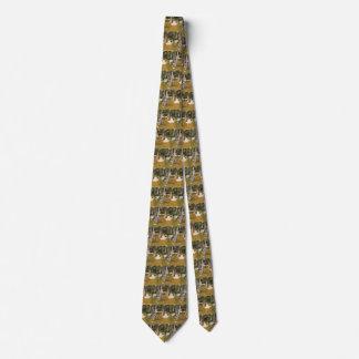 Cravates Claude Monet peignant, bord d'un bois par Sargent