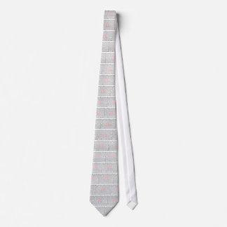 Cravates Code entaillé