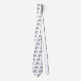Cravates Concept latéral de cerveau