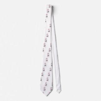 Cravates Conception de Harajuku de lait de fraise