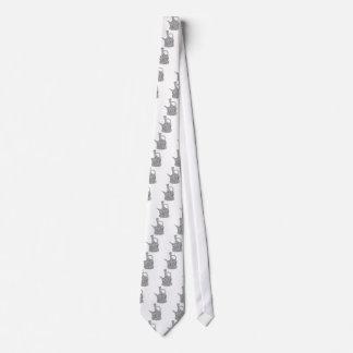 Cravates Conception des textes de pot de café