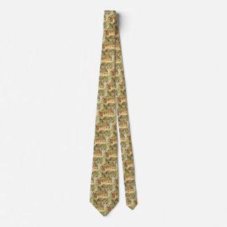 Cravates Contes de fées vintages, Thumbelina et prince