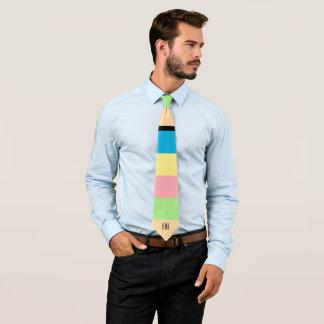 Cravates Copie en pastel d'échelle de couleurs