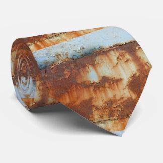 Cravates Couleurs de Rust_756, Rouille-Art