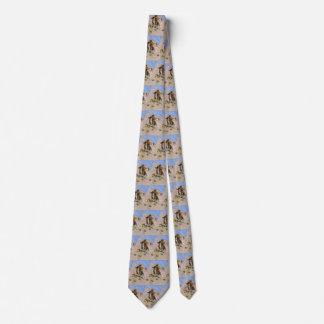 Cravates Cowboys militaires vintages, le scout par