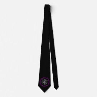 Cravates Crânes et art de Goth de pentagone étoilé de runes