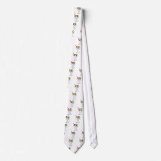 Cravates Crème glacée dimanche
