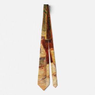Cravates De Van Gogh d'absinthe d'impressionisme toujours