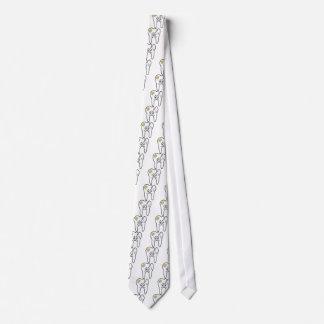 Cravates Dent malsaine