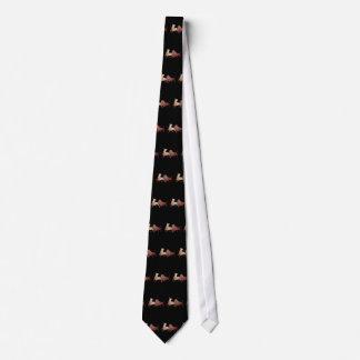 Cravates Deux taureaux de combat