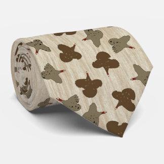 Cravates Dindes de vol