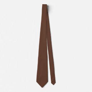 Cravates Divinement couleur de Brown de confiserie