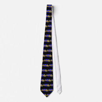 Cravates Doit voir emballer l'arrière - plan noir de