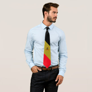 Cravates Drapeau belge