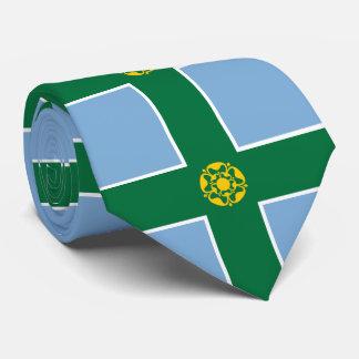 Cravates Drapeau de Derbyshire
