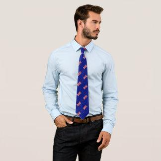 Cravates Drapeau de la Nouvelle Zélande