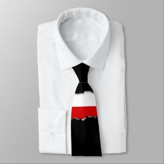 Cravates Drapeau de la Pologne