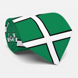 Cravates Drapeau de St Petroc/drapeau de Devon
