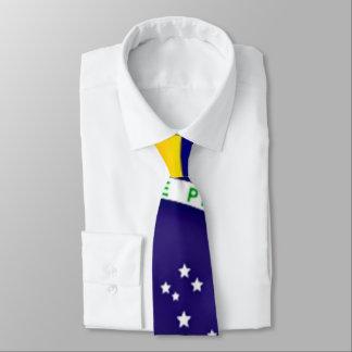 Cravates Drapeau du Brésil