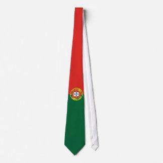 Cravates Drapeau du Portugal