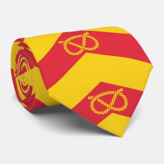 Cravates Drapeau du Staffordshire