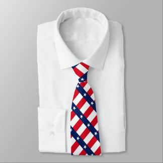 Cravates Drapeau du TEXAS -