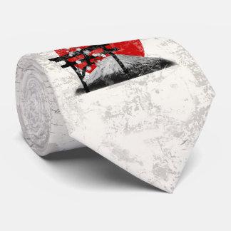 Cravates Drapeau et symboles du Japon ID153