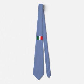 Cravates Drapeau italien avec les couleurs nationales