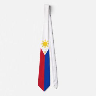 Cravates Drapeau philippin