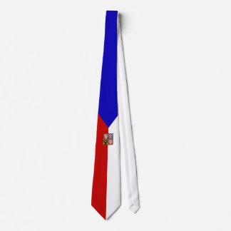 Cravates Drapeau tchèque