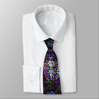 Cravates Église Windows en verre souillé