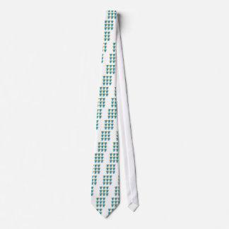 Cravates Éléphants mignons de conception
