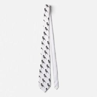 Cravates Étamine d'indigo